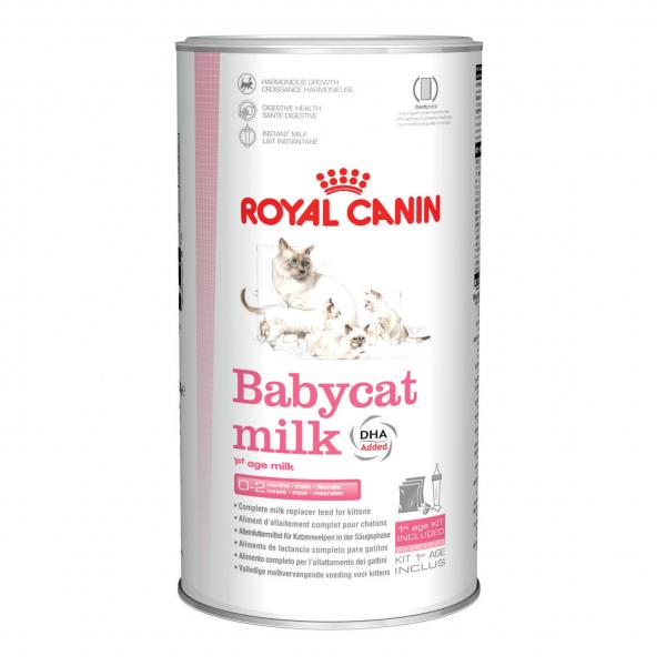 Lapte praf pentru pisici Royal Canin, Babycat Milk, 300g 0