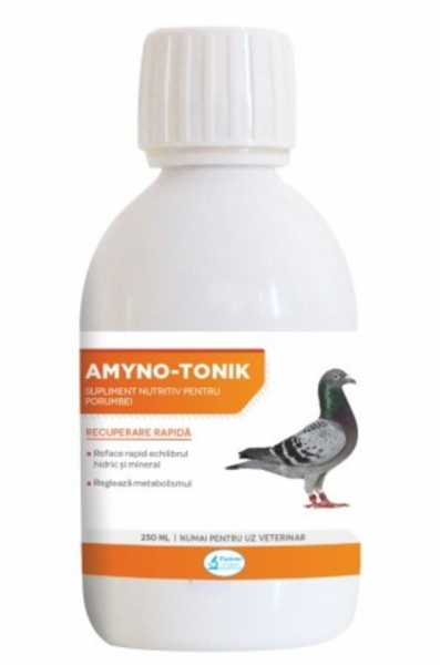 Multivitamine pentru porumbei, Amyno-Tonik, 250ml [0]