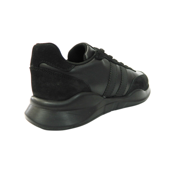 Pantofi sport pentru barbati din piele naturala, Rafael, Gitanos, Negru, 40 EU [2]
