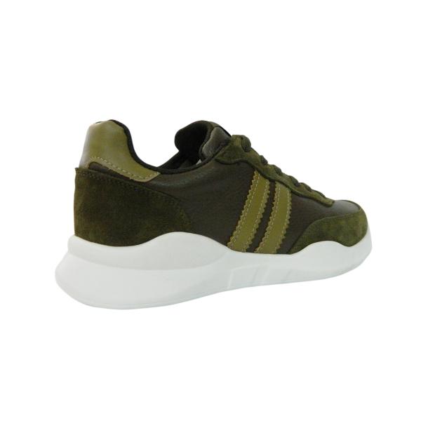 Pantofi sport pentru barbati din piele naturala, Rafael, Gitanos, Verde, 40 EU [1]