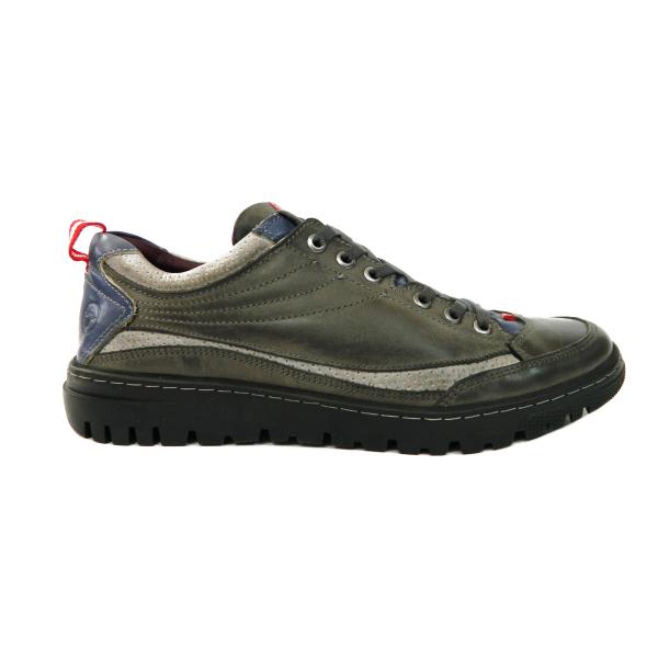 Pantofi sport pentru barbati din piele naturala, Air, Gitanos, Gri, 39 EU 0