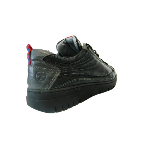 Pantofi sport pentru barbati din piele naturala, Air, Gitanos, Negru, 39 EU 1