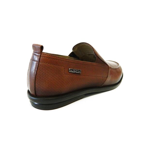 Pantofi casual pentru barbati din piele naturala, CK, Gitanos, Maro, 40 EU [1]