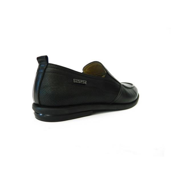 Pantofi pentru barbati din piele naturala, CK, Gitanos, Negru, 40 EU [1]