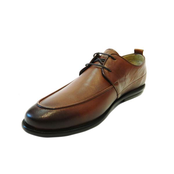 Pantofi pentru barbati din piele naturala, Lem, Gitanos, Maro, 40 EU [2]