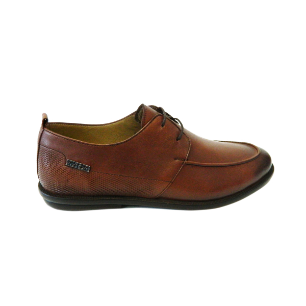 Pantofi pentru barbati din piele naturala, Lem, Gitanos, Maro, 40 EU [0]