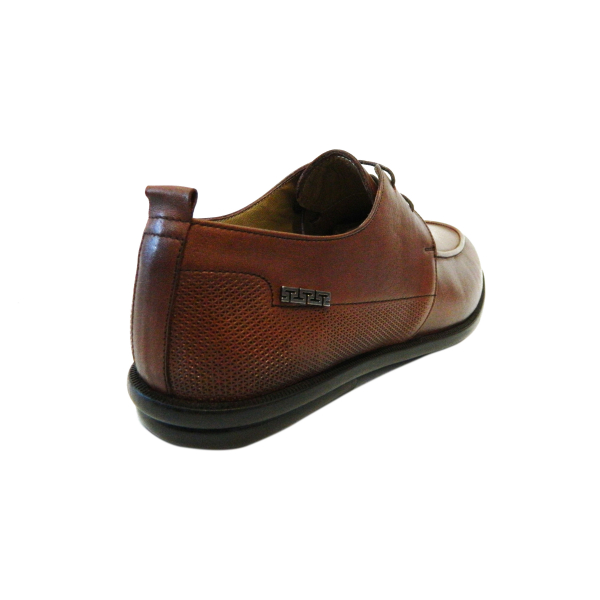 Pantofi pentru barbati din piele naturala, Lem, Gitanos, Maro, 40 EU [1]