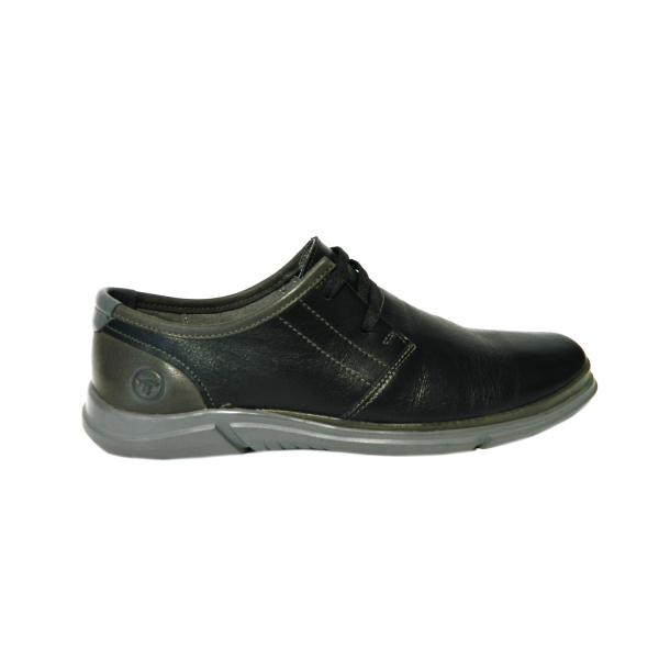 Pantofi pentru barbati din piele naturala, Pablo, Gitanos, Albastru, 39 EU 0