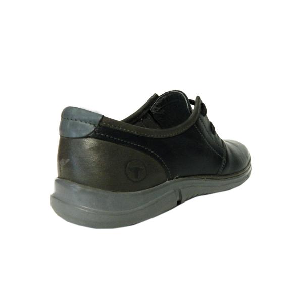 Pantofi pentru barbati din piele naturala, Pablo, Gitanos, Albastru, 39 EU 1