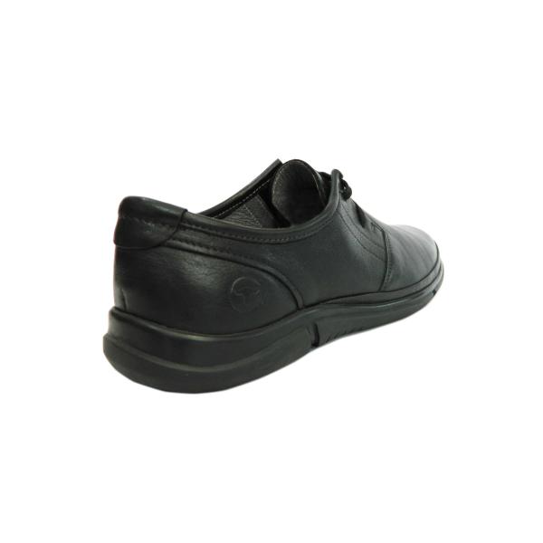 Pantofi pentru barbati din piele naturala, Pablo Gitanos, Negru, 39 EU 1