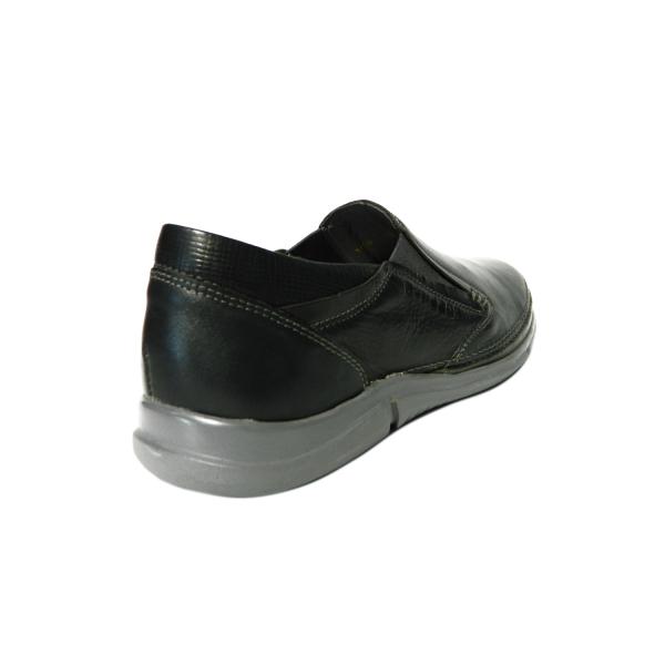 Pantofi pentru barbati din piele naturala, Robin, Gitanos, Albastru, 39 EU 1