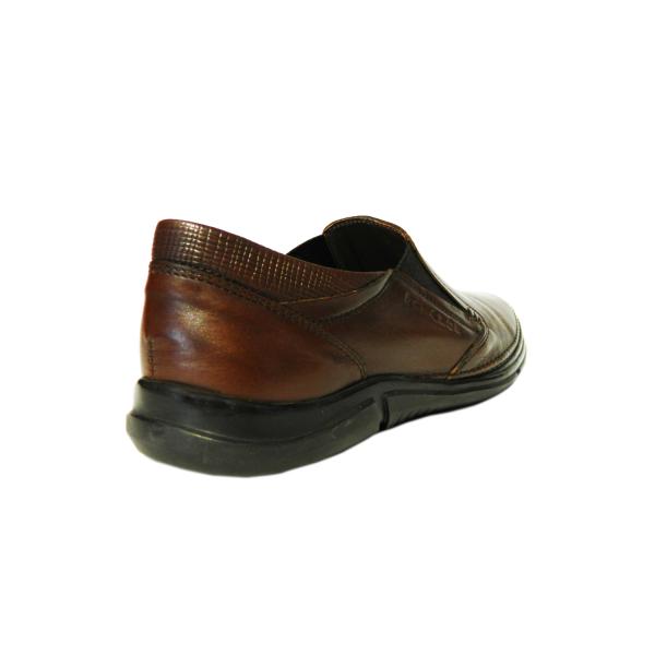 Pantofi pentru barbati din piele naturala, Robin, Gitanos, Maro, 39 EU [1]