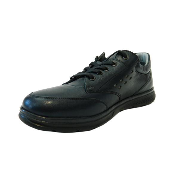 Pantofi pentru barbati din piele naturala, Benny, Gitanos, Albastru, 40 EU [2]