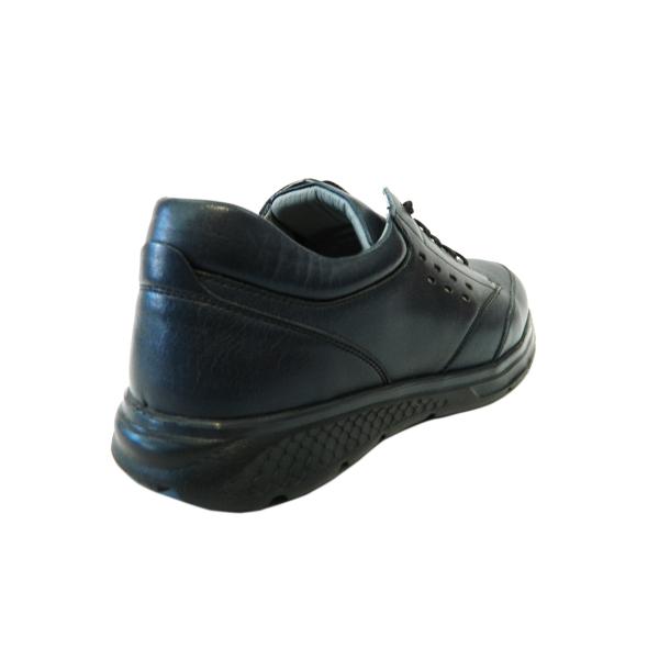 Pantofi pentru barbati din piele naturala, Benny, Gitanos, Albastru, 40 EU [1]