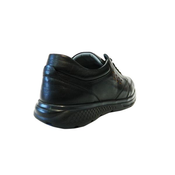 Pantofi pentru barbati din piele naturala, Benny, Gitanos, Negru, 40 EU 1