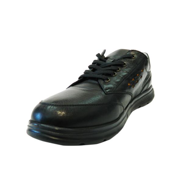 Pantofi pentru barbati din piele naturala, Benny, Gitanos, Negru, 40 EU 2