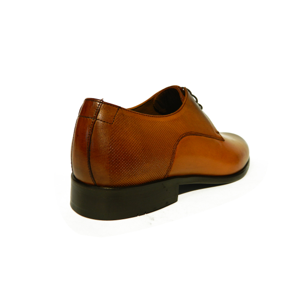 Pantofi eleganti pentru barbati din piele naturala, Bojan, Goretti, Maro, 40 EU [1]