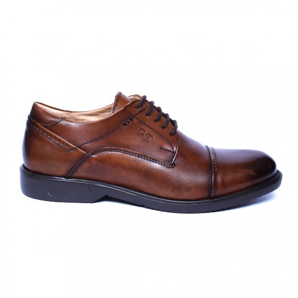 Pantofi barbati din piele naturala, Marco, Gitanos, Maro, 39 EU [3]