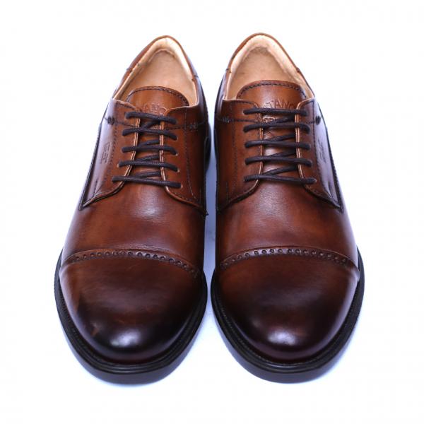 Pantofi barbati din piele naturala, Marco, Gitanos, Maro, 39 EU [1]