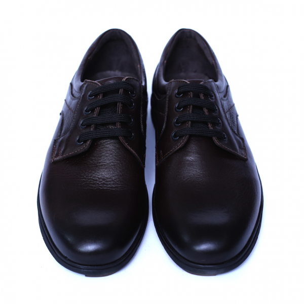 Pantofi barbati din piele naturala, Paul, Relin, Maro, 39 EU 1