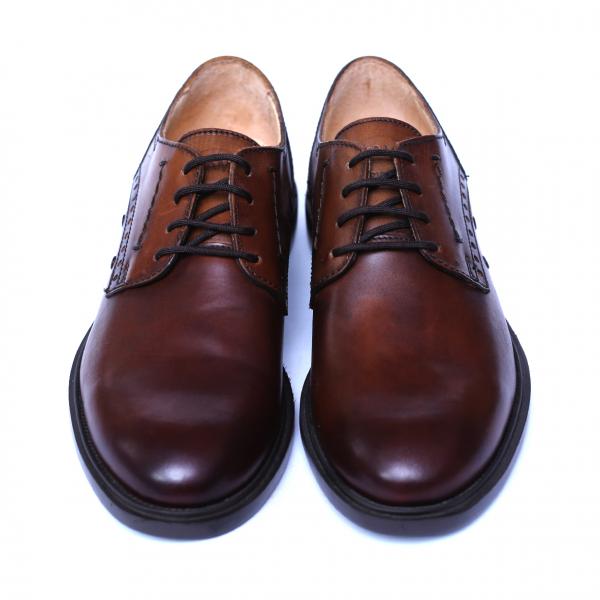 Pantofi barbati din piele naturala, Wed, Gitanos, Maro, 39 EU [1]