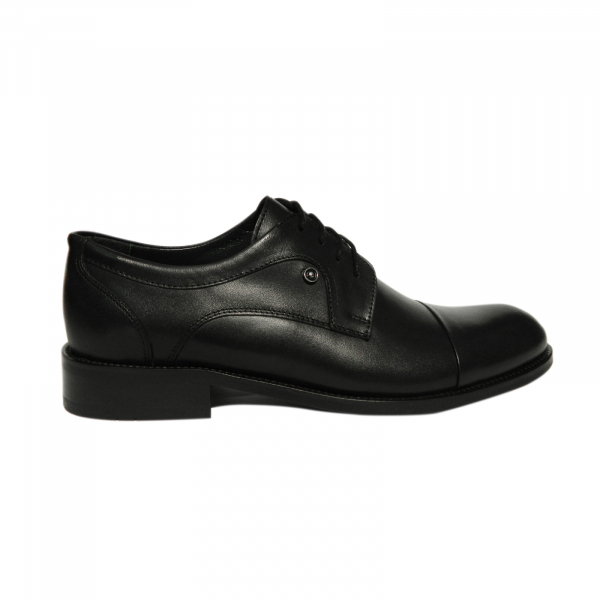 Pantofi eleganti pentru barbati Buzz, piele naturala, Gitanos, Negru, 39 EU 0
