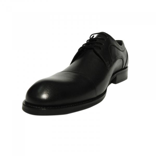 Pantofi eleganti pentru barbati Buzz, piele naturala, Gitanos, Negru, 39 EU 1