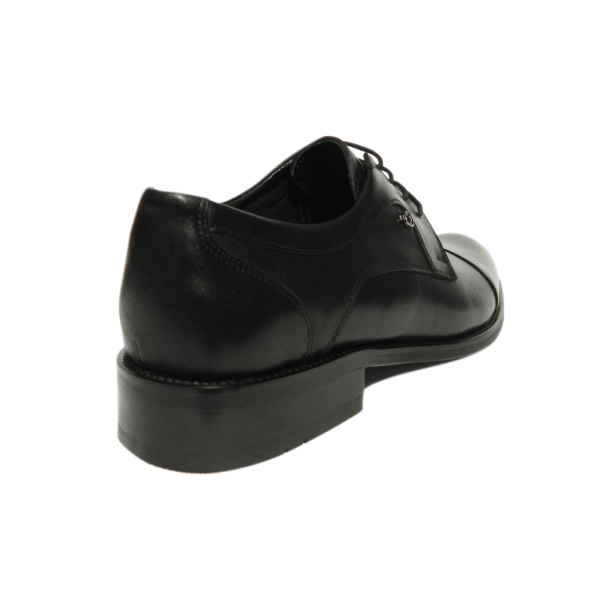 Pantofi eleganti pentru barbati Buzz, piele naturala, Gitanos, Negru, 39 EU 2