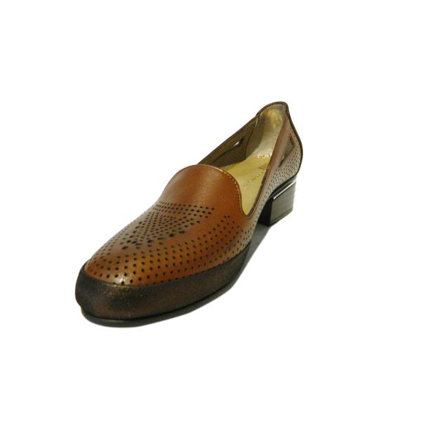 Pantofi dama din piele naturala, Ugudal, Gitanos, Maro, 36 EU 0