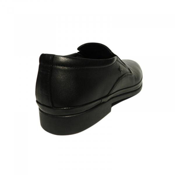 Pantofi pentru barbati Chuck, piele naturala, Dr. Jells, Negru, 46 EU [2]