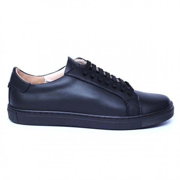 Pantofi dama din piele naturala, Verona, Peter, Negru, 35 EU 7