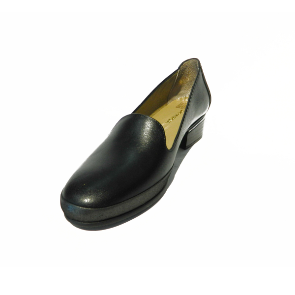 Pantofi dama din piele naturala, Lionele, Gitanos, Negru, 36 EU [0]
