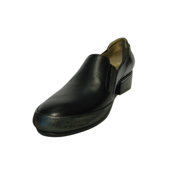Pantofi dama din piele naturala, Smaranda, Gitanos, Negru, 37 EU 0