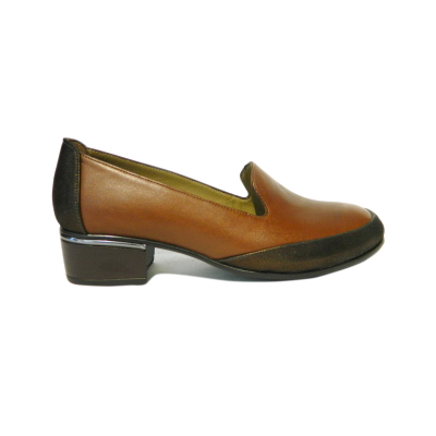 Pantofi dama din piele naturala, Lionele, Gitanos, Maro, 36 EU 0