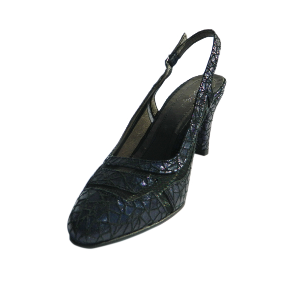 Pantofi dama din piele naturala, Jardyn, Nist, Albastru, 35 EU 0