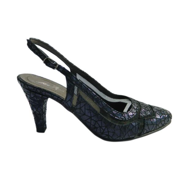 Pantofi dama din piele naturala, Jardyn, Nist, Albastru, 35 EU 2
