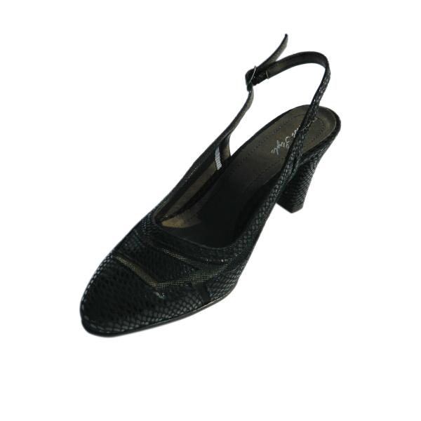 Pantofi dama din piele naturala, Jardyn, Nist, Negru, 35 EU 0