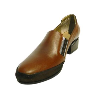 Pantofi dama din piele naturala, Smaranda, Gitanos, Negru, 40 EU 2