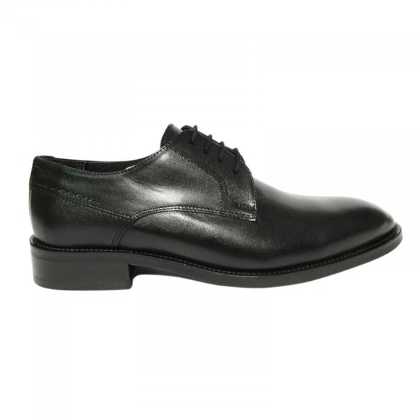 Pantofi eleganti pentru barbati Eddie, piele naturala, Gitanos, Negru, 39 EU 0