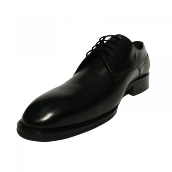 Pantofi eleganti pentru barbati Eddie, piele naturala, Gitanos, Negru, 39 EU 1
