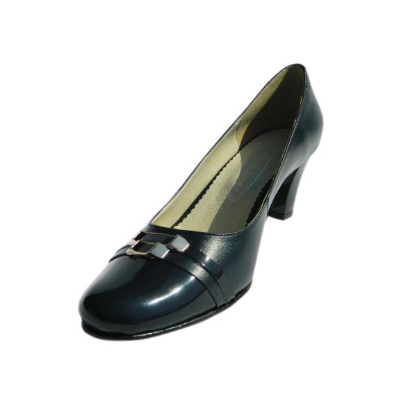 Pantofi dama din piele naturala, Iggy, Arco shoes, Albastru, 37 EU 0
