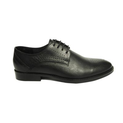 Pantofi eleganti pentru barbati Kylian, piele naturala, Vander, Negru, 42 EU [0]