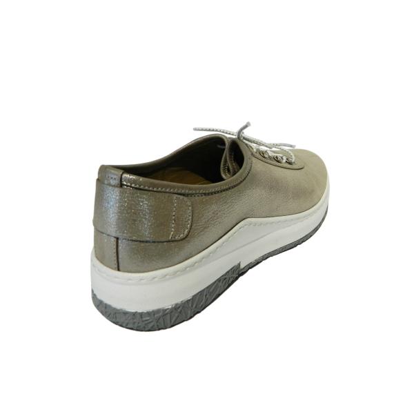 Pantofi dama din piele naturala, Detta, Gitanos, Bej, 36 EU 1