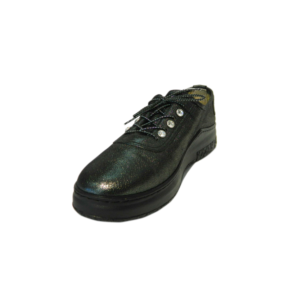 Pantofi dama din piele naturala, Detta, Gitanos, Negru, 36 EU 0