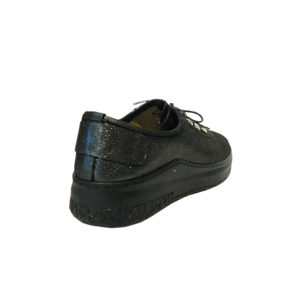Pantofi dama din piele naturala, Detta, Gitanos, Negru, 36 EU 1