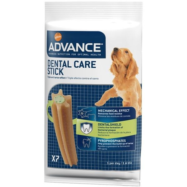 Recompense pentru caini Advance Dental Stick, 180g [0]