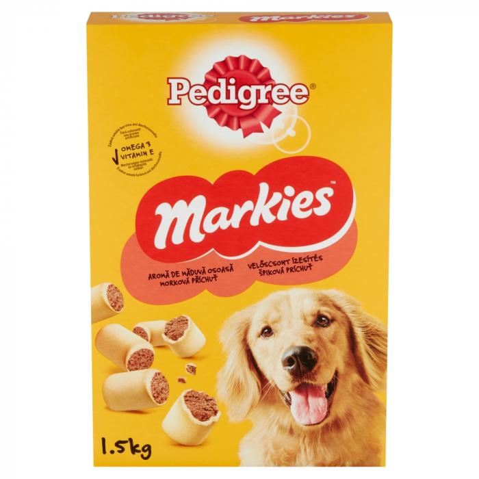 Recompense pentru caini Pedigree Markies, 1.5kg [0]