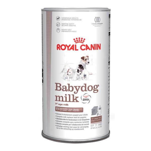 Lapte praf pentru caini Royal Canin, Babydog Milk, 400g 0
