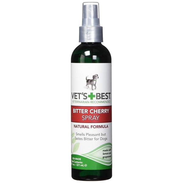 Spray natural cu cirese pentru caini, Vet's Best Natural, 221 ml 0