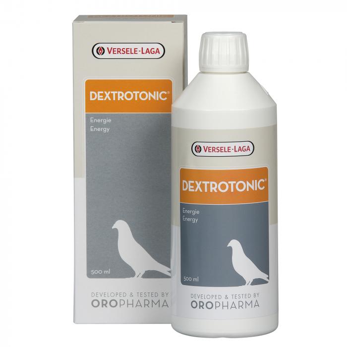 Supliment nutritiv pentru porumbei Oropharma Dextrotonic, 500 ml 0
